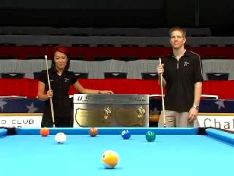 Billiards Instruction with Tony Robles and Billiards Pulse