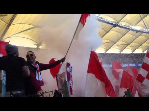 Spiel - Zusammenschnitt | Hamburger SV - Fortuna Dsseldorf | 20.04.13  F95 HSV