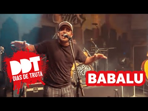 02 - Babalu - DIAS DE TRUTA - DVD ao vivo (VIDEO OFICIAL).mpg