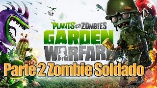 Plants Vs Zombies Garden Warfare Parte 2 Zombie