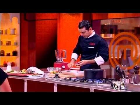 ماستر شيف المغرب – وصفة سمك المشتي بالكومباس والخضر – masterchef maroc