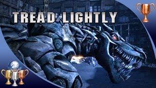 Transformers: Rise Of The Dark Spark Tread Lightly