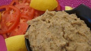 Ethiopian Food - Aubergine Eggplant