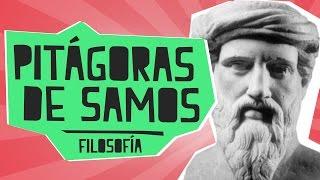 Quien fue Pitágoras de Samos