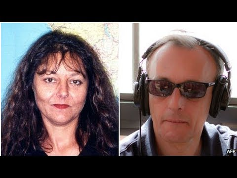 Two French journalists killed in Mali town of Kidal