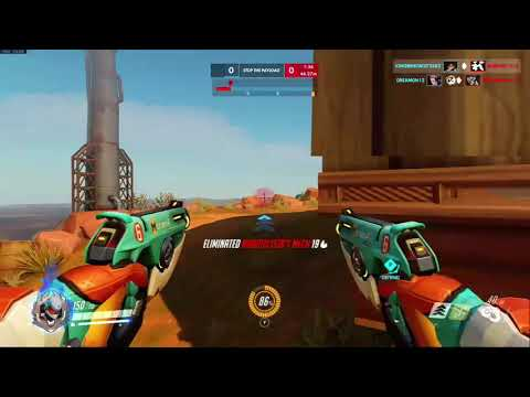 Overwatch tracer gameplay(1)