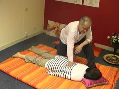 Asian and Thai Massage Back 8