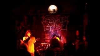 DESECRATED SPHERE - live in Halle at Marktwirtschaft (02/01/13)