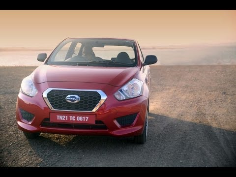 Datsun Go Tested | Video Review | Interior, Features, Boot Space, Price
