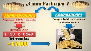 Presentación De Emgoldex Gold Team Peru