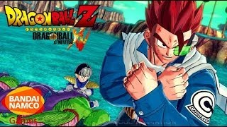 Super Saiyan God GOHAN Dragon Ball Z : Xenoverse GAMEPLAY