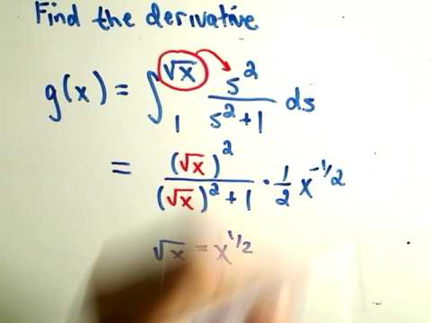 fundamental theorem of calculus part 1 youtube. Black Bedroom Furniture Sets. Home Design Ideas