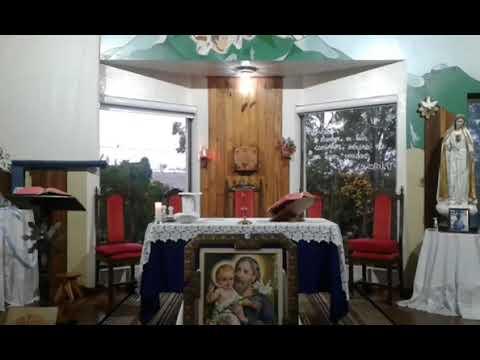 Santa Missa | 13.03.2021 | Sábado | Padre José Sometti ANSPAZ