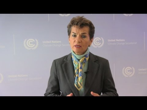 SXSW Eco Welcome: Christiana Figueres, Executive Secretary UNFCCC