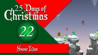 Snow Line (25 Days of Christmas Special - 23)