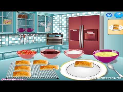 Game nấu ăn 24h - Trò chơi làm bánh ngọt Napoleon