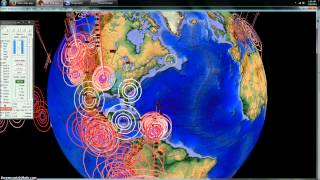 3/20/2014- Global Earthquake Watch + United States