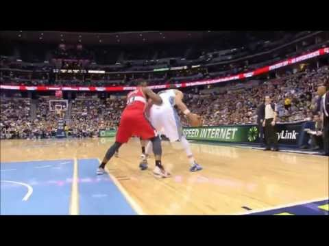 Javale Mcgee Game Winner Vs Detroit Pistons Hd