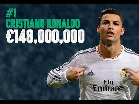 Goal Rich List: Are elite footballers paid too much?