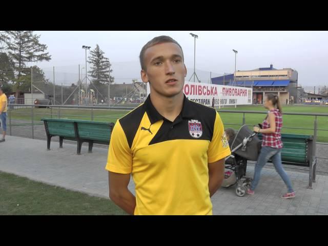 Олег Панасюк про матч Рух - Мир (1:0)