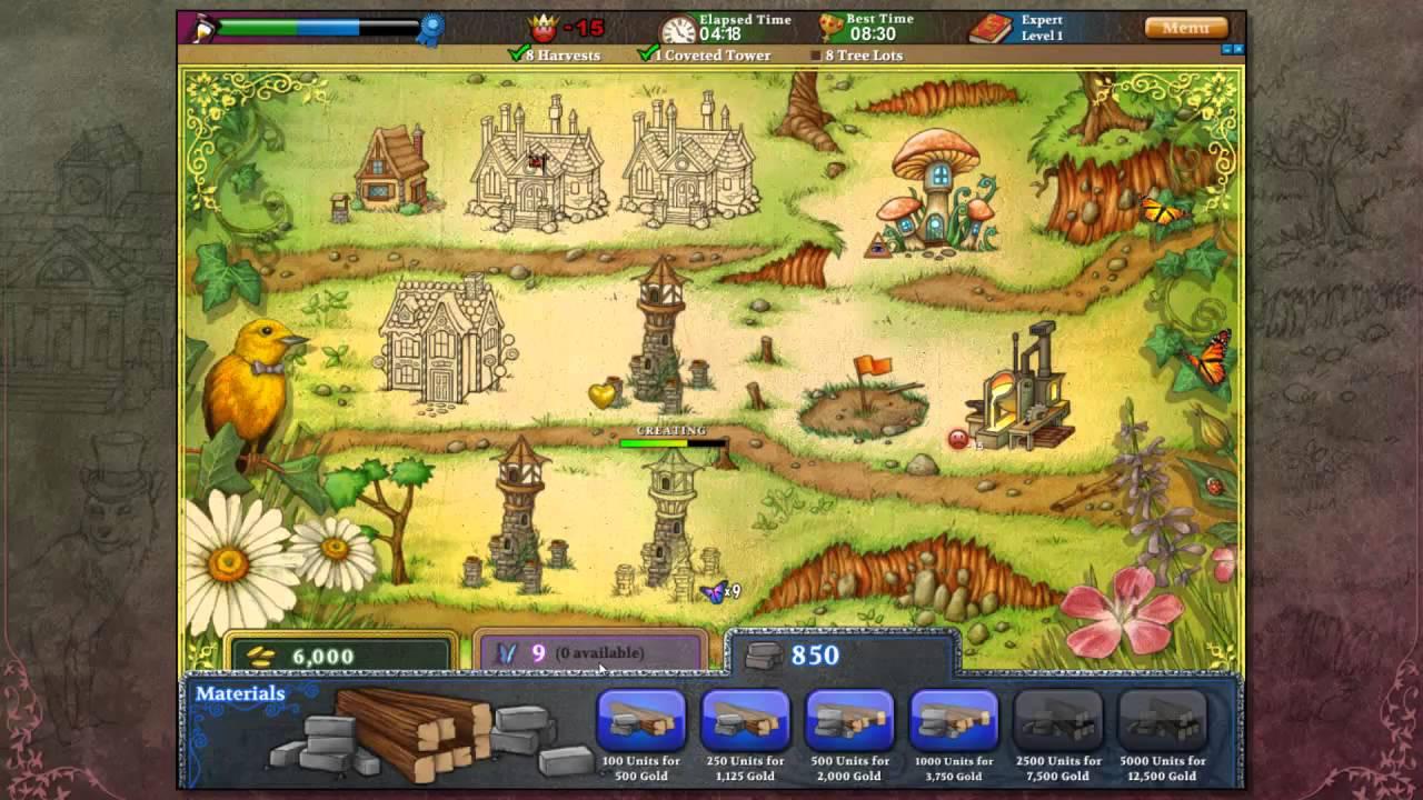 Build A Lot Fairy Tales Expert Level