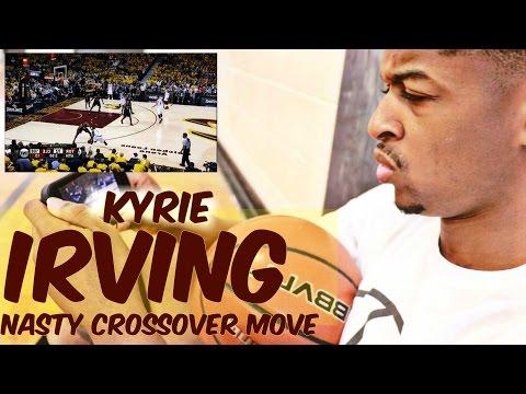 Kyrie Irving NASTY 3 piece Crossover