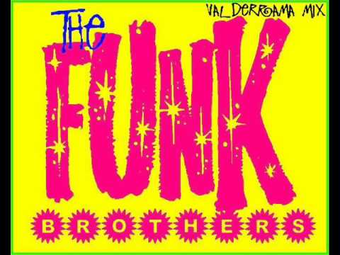 Funk Brothers Band - Magazine cover