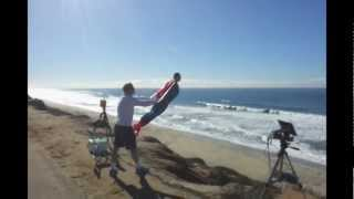 Remote Control Flying Superman