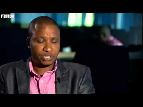 BBC News   'Disbelief' at Patrick Karegeya death in South Africa