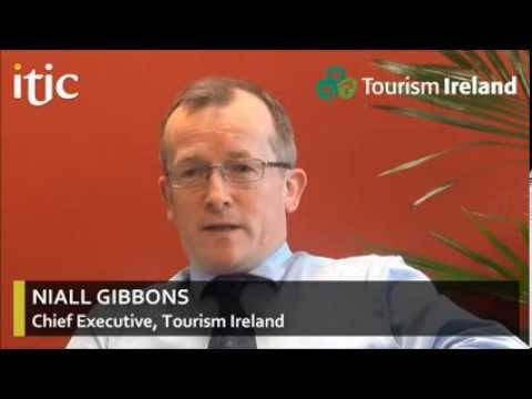 Growth to continue, says C X of Tourism Ireland