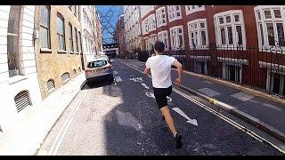 Quem chega mais rápido até a próxima estacão, o homem ou o metrô?