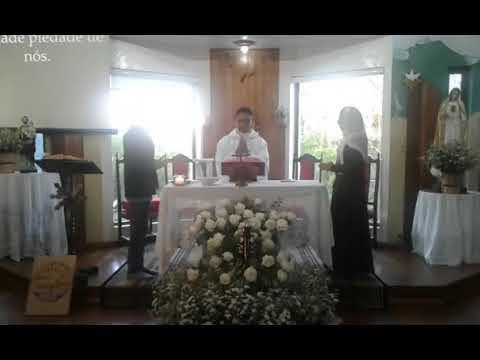 Santa Missa em honra à Nossa Senhora Aparecida | 12.10.2020 | Padre Francisco de Assis | ANSPAZ