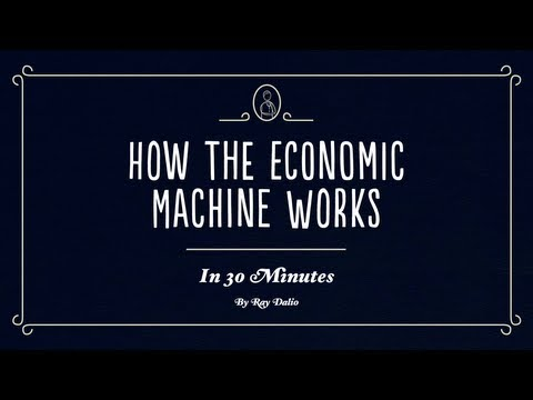 Thumbnail of video How The Economic Machine Works by Ray Dalio