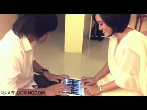 Piano duette   Kevin and Hirania PRINCESS