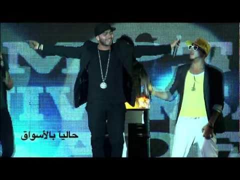 """Tamer Hosny """"3ereft Teghayar"""" Live teaser  from New Album launch concert."""