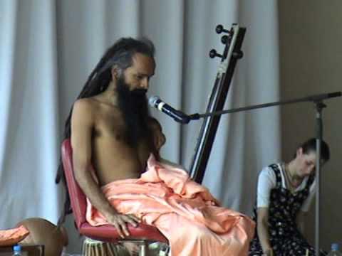 Шри Госвами Яшенду Джи, Шри Госвами Баленду Джи. Об энергии чакр (11.08.2007), ч.2