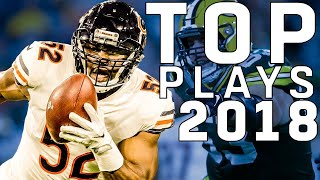 Top Plays of the 2018 Regular Season | NFL Highlights
