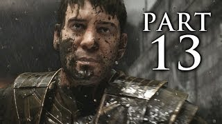 Ryse Son Of Rome Gameplay Walkthrough Part 13 Along The