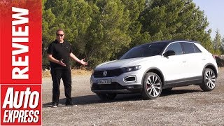 New VW T-Roc review - can Volkswagen conquer the small SUV class?. Auto Express.