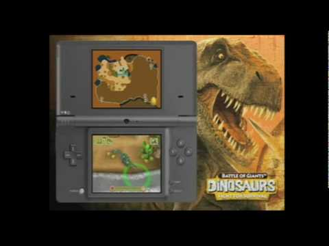 [NC US] Battle of Giants: Dinosaurs - Fight For Survival - Info Video