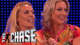Sara Pascoe (and Faye Tozer) vs The Governess | The Celebrity Chase