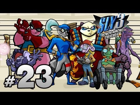 Sly 3 Honor Among Thieves - Episode 23 - Chicken Fight!