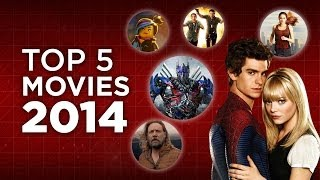 Top Five Most Anticipated Movies 2014 HD