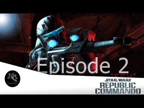 Let's Play SW Republic Commando Ep. 2 (Deutsch) - Ich liebe verbrannten Geonosianer | NG