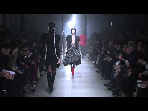 Vivienne Westwood Gold Label AW13/14