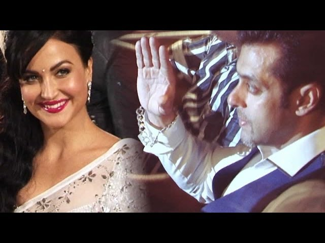 Elli Avram On Salman Khan