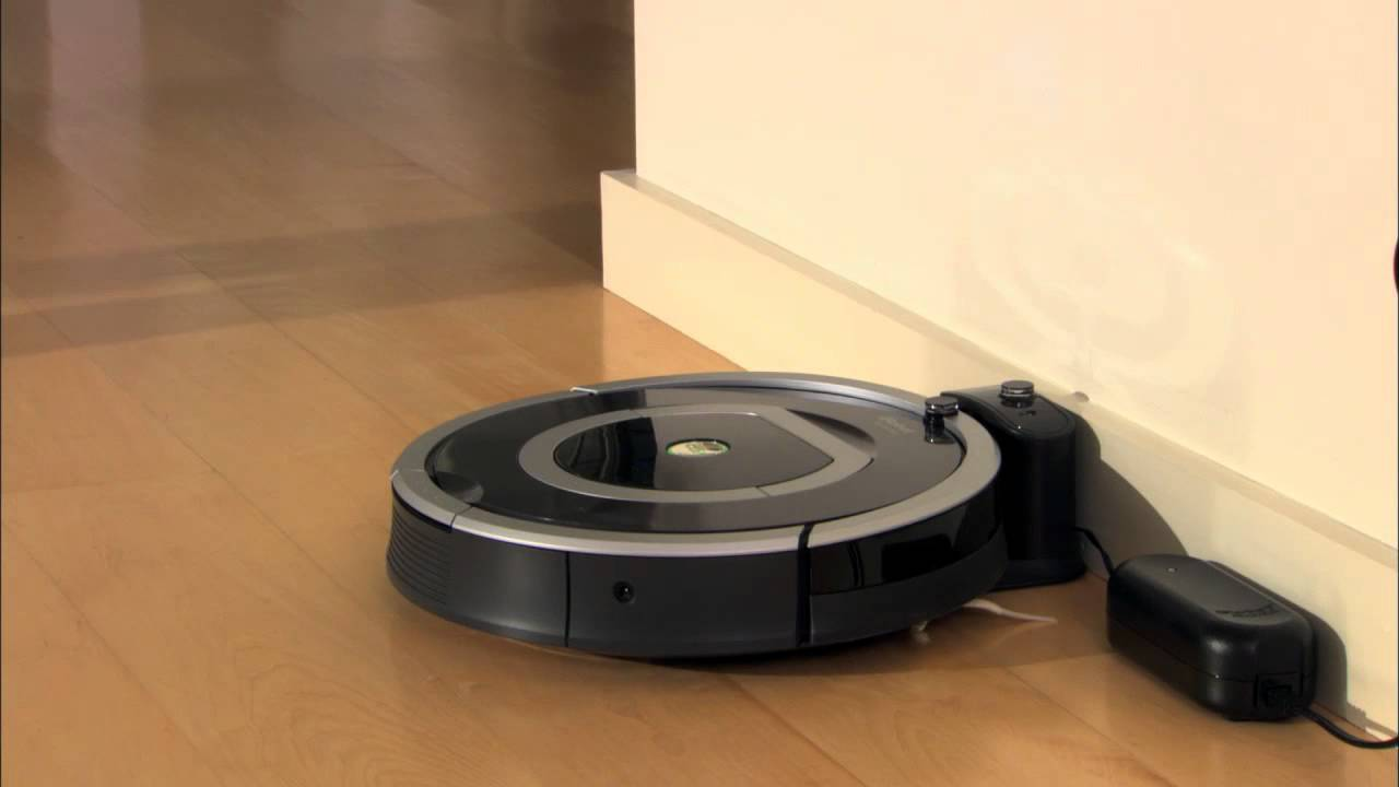 irobot roomba 700 battery charging storage youtube. Black Bedroom Furniture Sets. Home Design Ideas