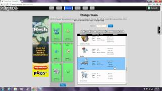 How To Level Up Fast On Pokemon Deluge :D