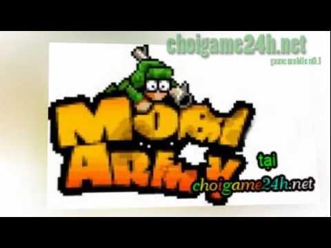 Gunny trên di động Mobi Army online