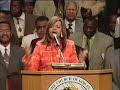 "COGIC Karen Clark Sheard "" I Won't Complain"" Mens Conference"